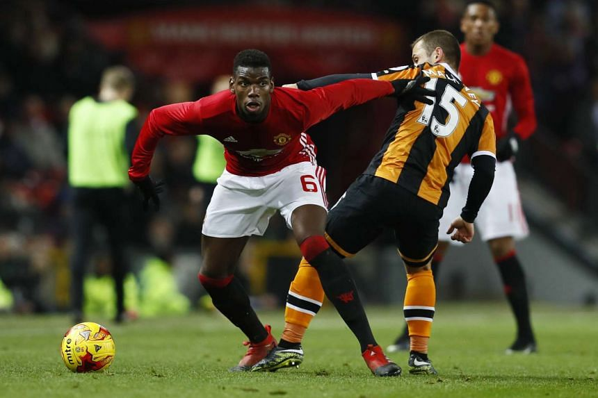 Paul Pogba has all the qualities to be a future Manchester United captain, according to his manager Jose Mourinho.