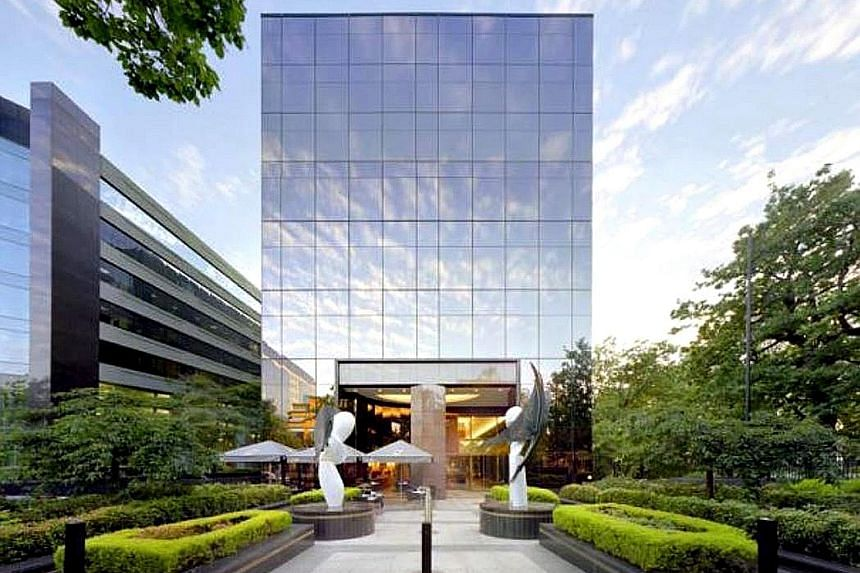 International Healthway Corp acquired the property at 553 St Kilda Road in Melbourne, Australia, in 2014, but it was put under receivership last year after the company clashed with a lender, Crest Capital Asia.