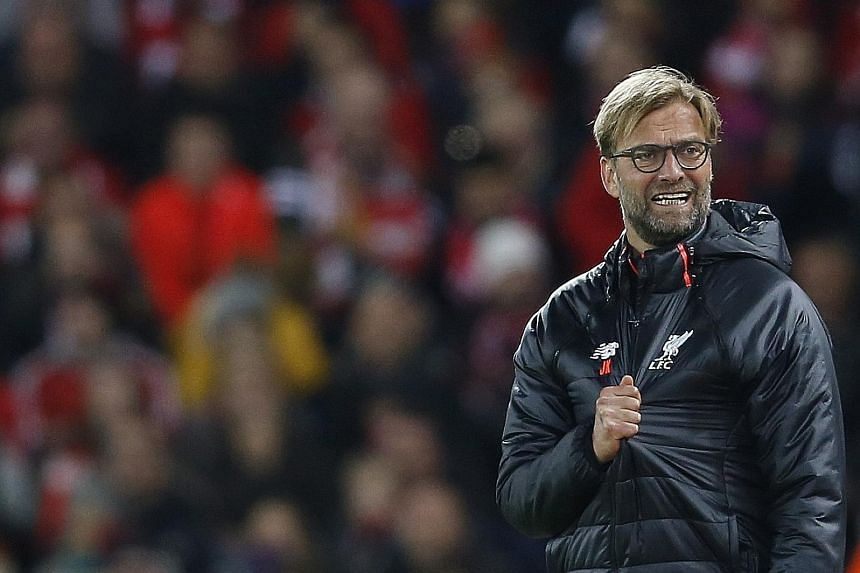 Jurgen Klopp will be hoping to get Liverpool back to winning ways after a blip in form, and may start influential playmaker Philippe Coutinho.