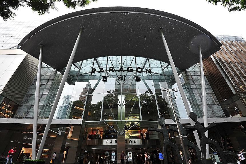 The performance of SPH's property segment remained resilient. Revenue rose 1.3 per cent year on year to $60.5 million on higher rental income from the group's retail properties, which include Paragon.