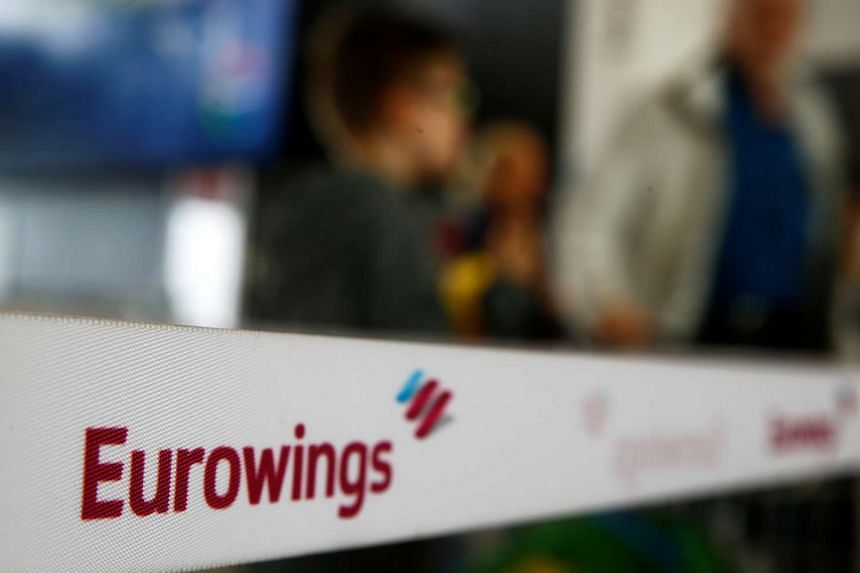 """A Eurowings flight travelling from Oman to Cologne made an emergency landing in Kuwait because of """"suspicion that there might be a bomb on board"""", said Kuwait's Civil Aviation Authority."""
