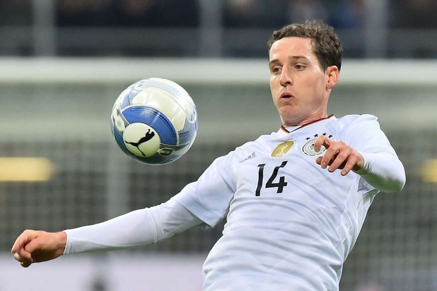 Bayern Munich have signed Hoffenheim's Sebastian Rudy (pictured) and Niklas Sule for the upcoming season.