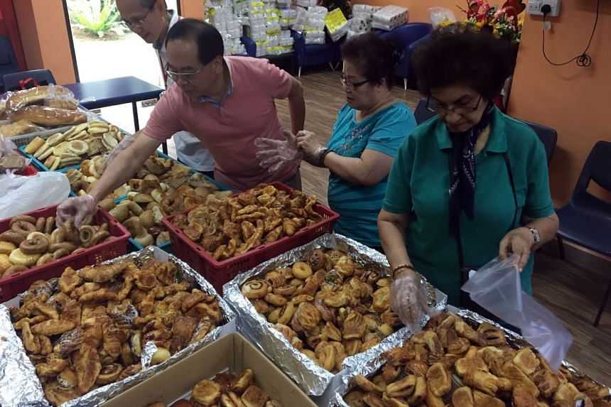 Food From The Heart, a voluntary welfare organisation that channels unwanted bread from hotels and bakeries to needy families and individuals, collects more than 28,000kg of bread every month.