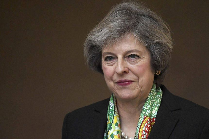 British Prime Minister Theresa May had earlier promised to trigger Article 50 of the EU's Lisbon Treaty, which sets out a two-year timeframe for exit negotiations, by the end of March.