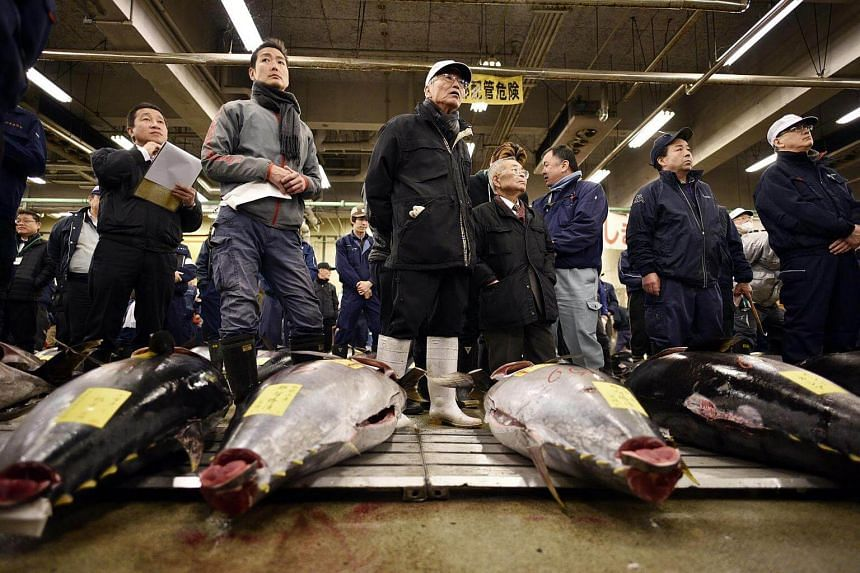 High levels of toxic chemicals were found in groundwater tests at a new facility scheduled to replace Tokyo's famous Tsukiji fish market.