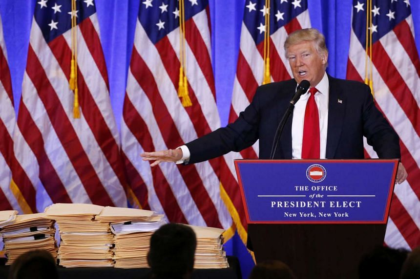 US President-elect Donald Trump has a strong agenda for his first 100 days in office, which includes repealing Obamacare and formally opting out of the Trans Pacific Partnership.