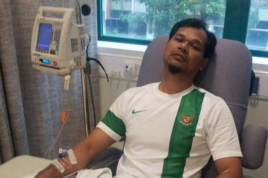 Amin Nasir was first diagnosed with fourth-stage colon cancer in 2012.