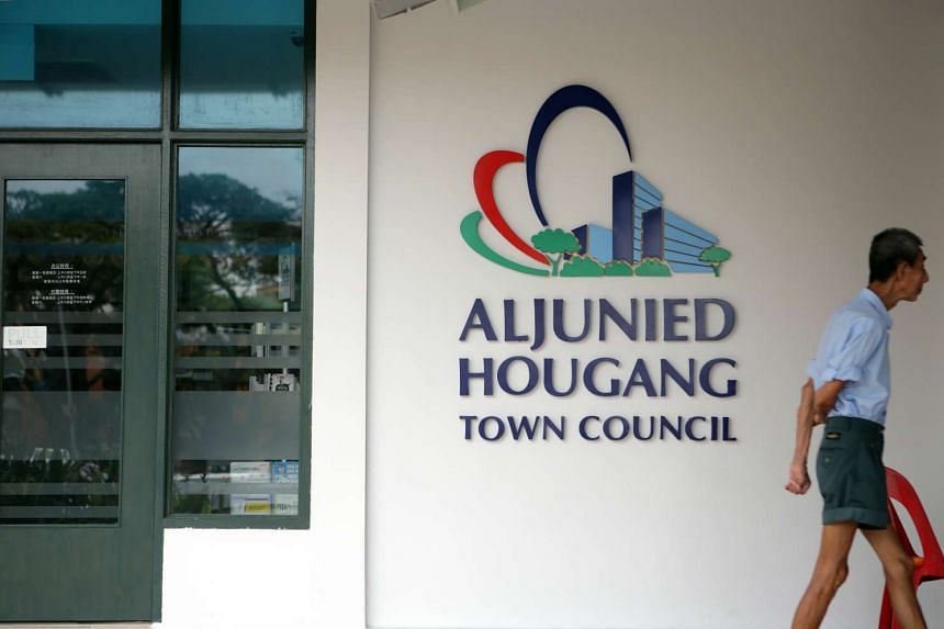 Aljunied-Hougang Town Council (AHTC).