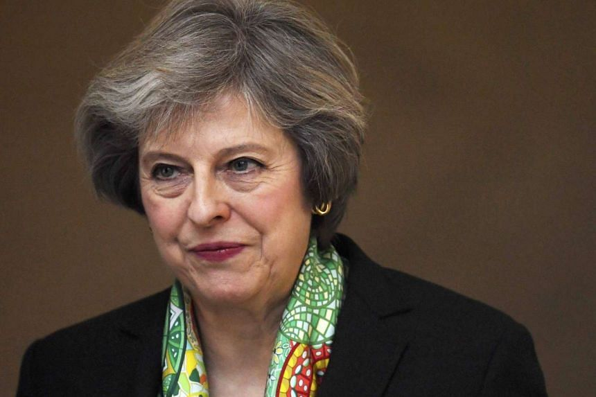 British Prime Minister Theresa May, who has made no secret of her fondness for fashion, is set to grace the cover of April's American Vogue.