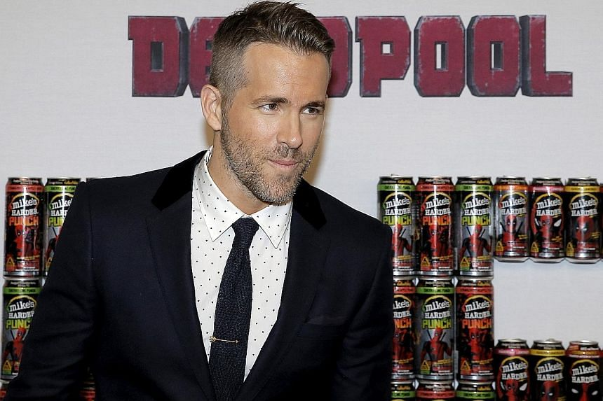 Ryan Reynolds, star and one of the four main film-makers behind Deadpool, who refused to let the film die.