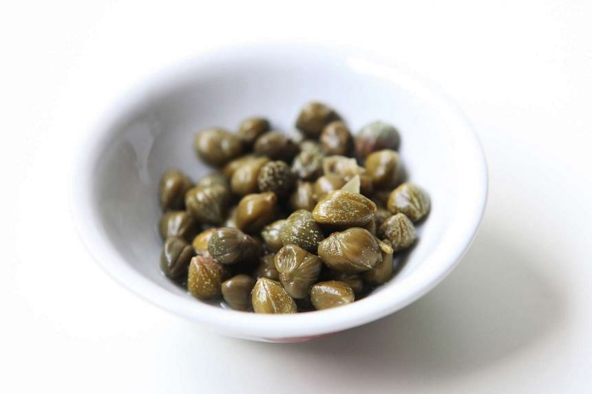 The smaller the caper, the better they are considered to be.