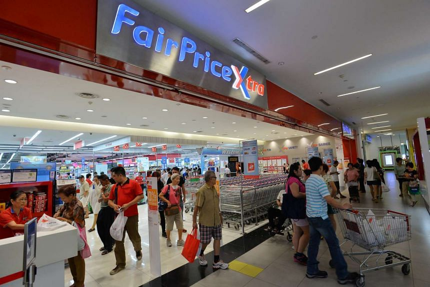 Shoppers can grab last-minute groceries next Thursday (Jan 26) as 83 FairPrice stores will run for 24 hours that day.