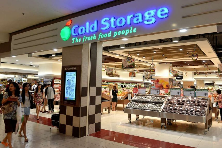 Seven of Cold Storage outlets will operate round the clock from Jan 27 to Jan 29.