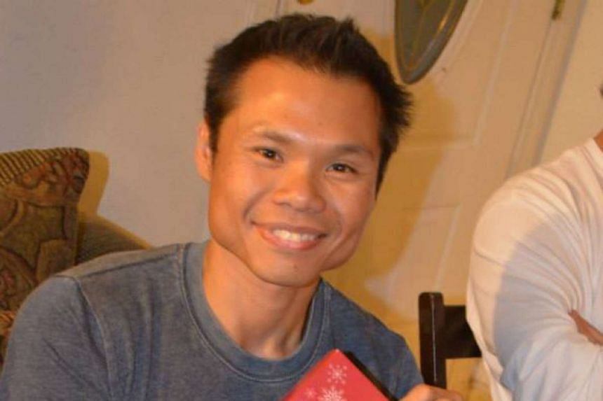 Mr Lionel Tan is believed to have died in an accident on a gun range in Norco, California, on Jan 14.