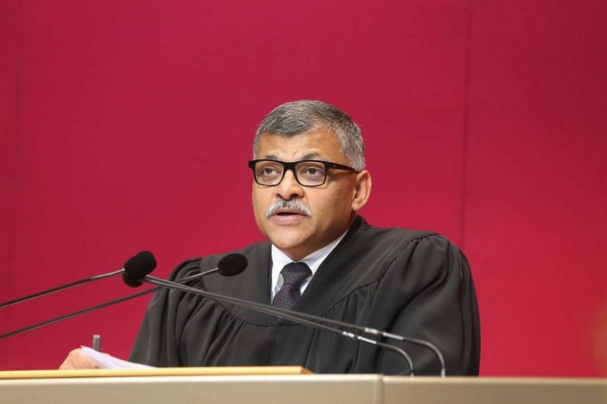 "Chief Justice Sundaresh Menon was the sole dissenting judge, in a case that hinged on the narrow legal question of whether the Government could be considered a ""person"" under Section 15 of the Protection from Harassment Act."