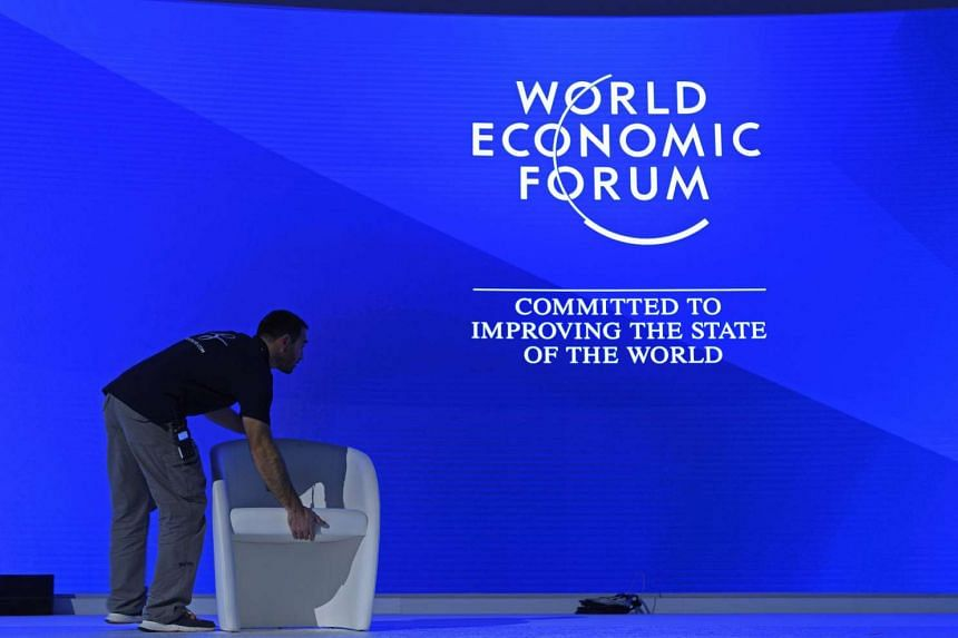 A survey of nearly 1,400 CEOs released on Monday (Jan 16), on the eve of the annual World Economic Forum in Davos, found that 29 per cent expected global economic growth to pick up in 2017.