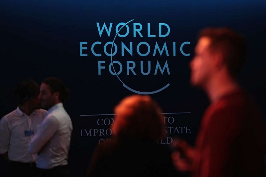 The plan was announced at the World Economic Forum in the Swiss ski resort of Davos.