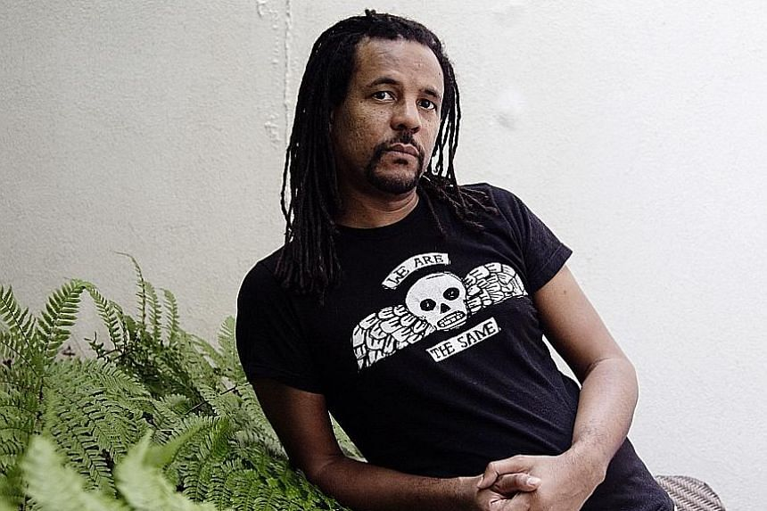 The Underground Railroad, by Colson Whitehead (above), is a bold, violent novel about an underground locomotive that picks up fugitives from hidden stations.
