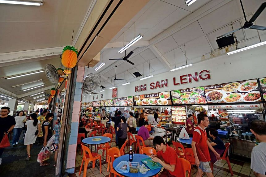 The popular Kim San Leng Food Centre in Bishan will have to cease operations on Jan 20, 2017.
