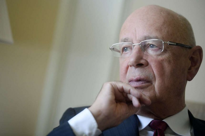 World Economic Forum (WEF) founder Klaus Schwab said he has no plans to abandon or alter the annual retreat.