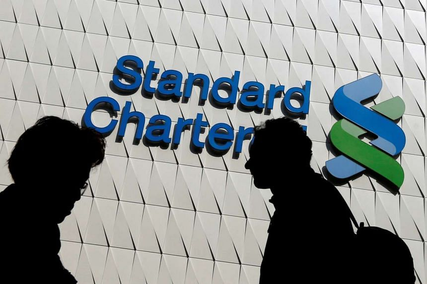 Analysts say that Standard Chartered bank could be sold if plans by CEO Bill Winters to restore profitability falter.