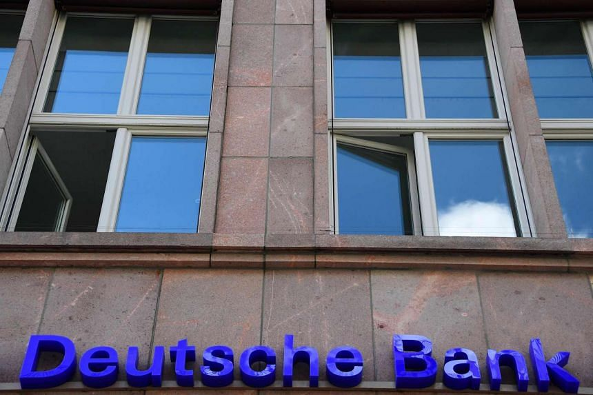 A former Deutsche Bank foreign-exchange trader faces a possible prison sentence after a Singapore court convicted him of defrauding the company by making false trades.