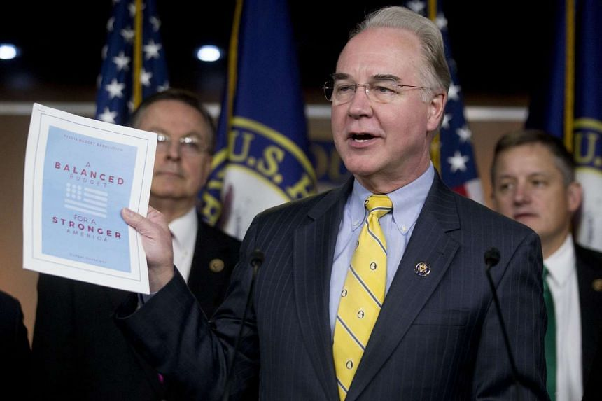 Mr Tom Price, who has been tapped to head an agency that manages healthcare programmes, will likely face some hard questions from a US Senate panel.