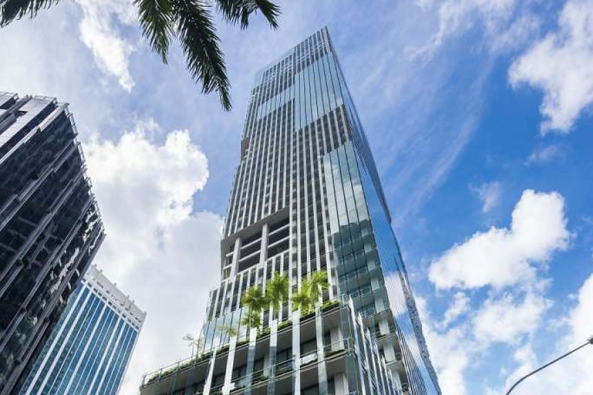CapitaLand Commercial Trust (CCT) announced on Wednesday (Jan 18) a 10.1 per cent increase in distribution per unit (DPU) to an estimated 2.39 Singapore cents for the fourth quarter ended Dec 31, 2016.