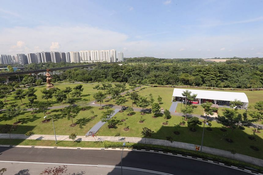 Skool4Kidz campus in Sengkang Park.
