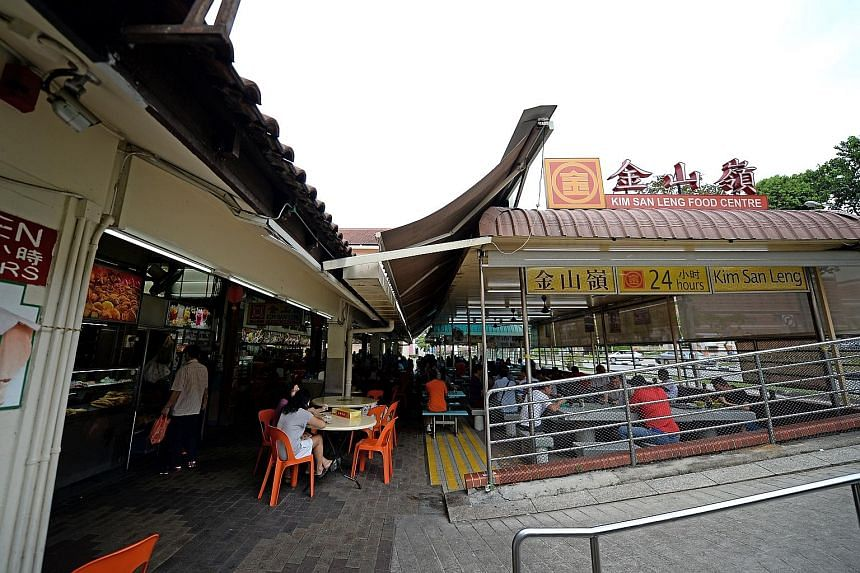 """The popular Kim San Leng Food Centre in Bishan will be closed on Friday. Its manager, Mr Alfred Hoon, said Aardwolf Pestkare will return to the food centre that day """"to do some major pest control""""."""