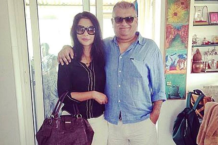 In a twist in court yesterday, Indrani Mukerjea revealed her intention to file for divorce from Peter Mukerjea, former CEO of Star India TV network.