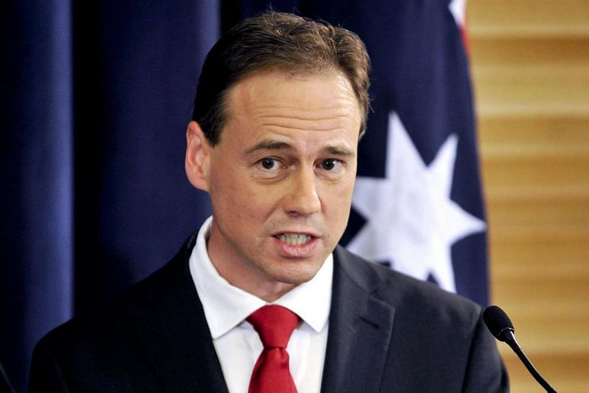 Australian Prime Minister Malcolm Turnbull named Greg Hunt the new health minister to replace Sussan Ley, who resigned last week amid an expenses scandal.