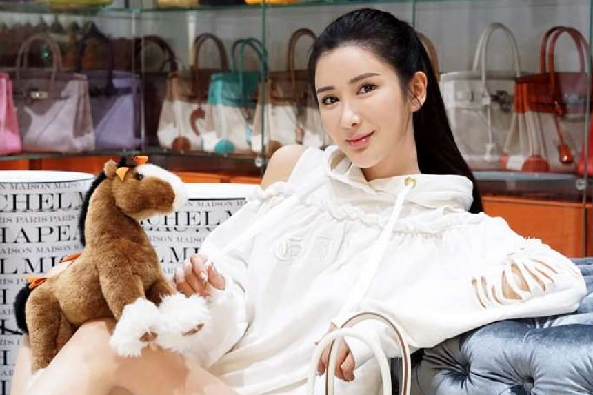 Socialite Jamie Chua has obtained protection orders against 58 netizens, barring them from making personal attacks against her.