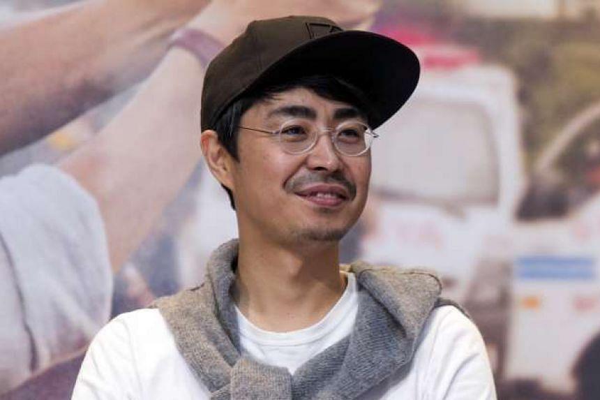 Cho Ui Seok.