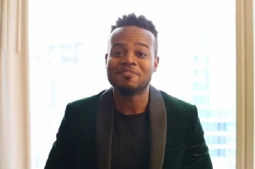 Travis Greene has agreed to perform at the Freedom Ball.