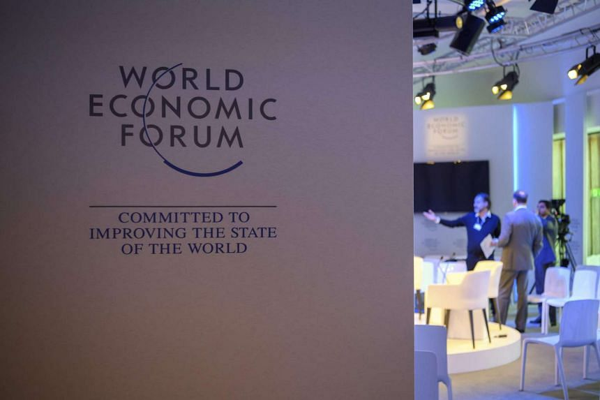 At the World Economic Forum, company bosses said they were now preparing to adjust to the policies of US President-elect Donald Trump.