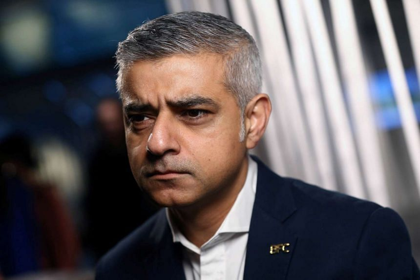 London mayor Sadiq Khan warned EU leaders their countries would suffer if London was frozen out of the bloc's single market.