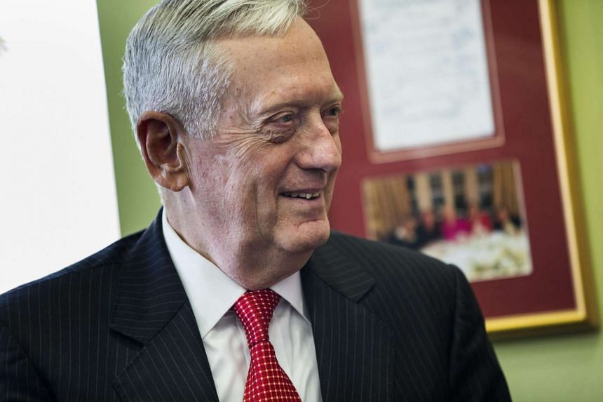 Retired Marine General James Mattis (above) got overwhelming approval from the Senate.