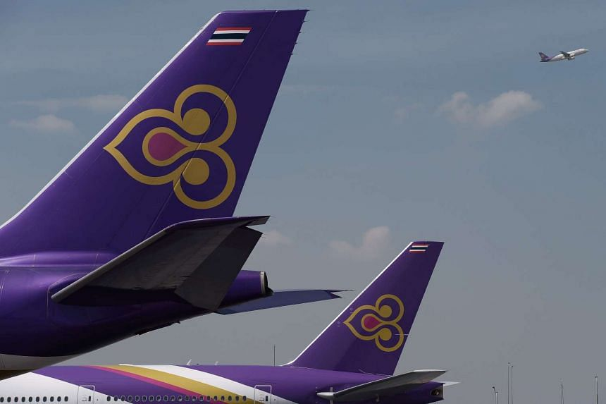 Thailand's flagship airline said it had launched a probe into revelations that Rolls-Royce paid millions of dollars in bribes to win contracts.
