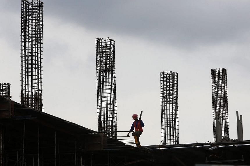 A building under construction in Jakarta. The Bain study assessed 67 conglomerates in Indonesia, Malaysia, the Philippines, Singapore, Thailand and Vietnam from 2006 to 2015.