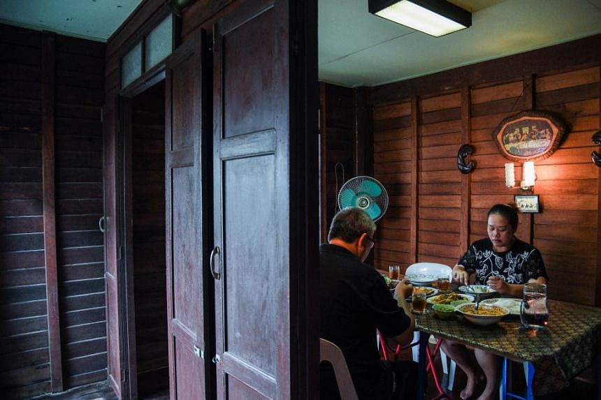 Baan Sakunthong is run by husband-and-wife team Pravee and Kanittha, who turned their wooden home into a private dining space.