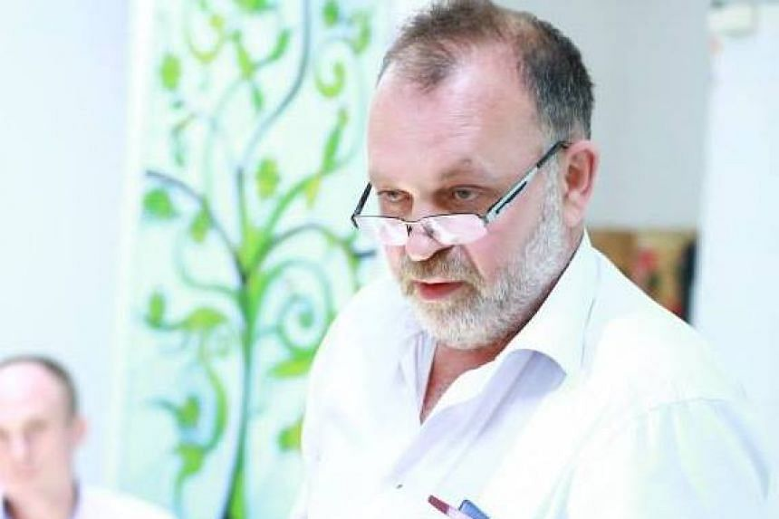 """Dr Valery Zukin (above) said the team's work is """"like the opening of a new era."""""""
