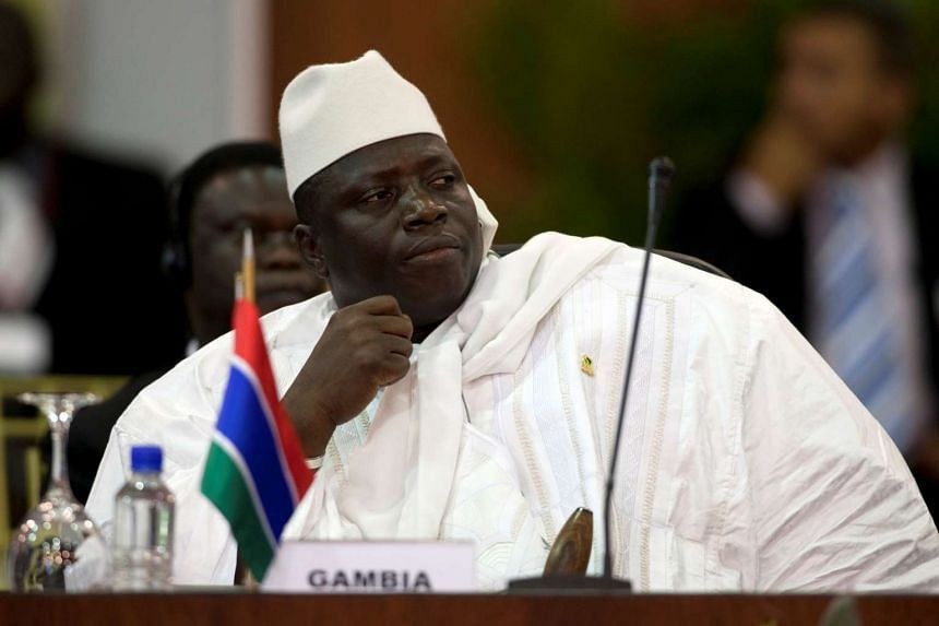 Veteran Gambian leader Yahya Jammeh faces a deadline to quit power.