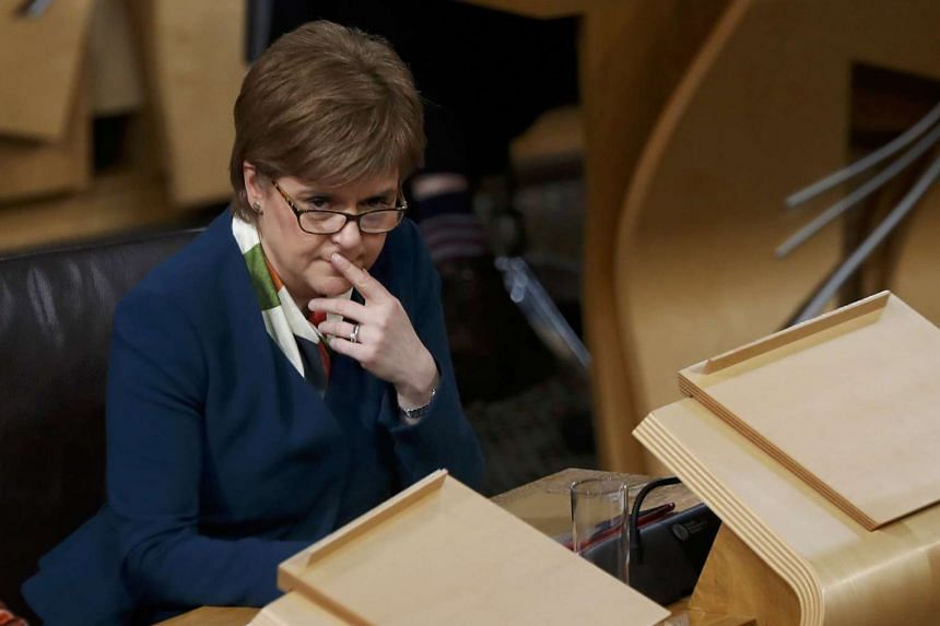 Scottish leader Nicola Sturgeon has said Scots are now more likely to want independence.
