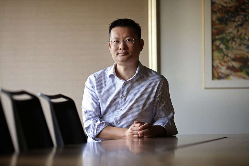 Chris Lim Kuoh Yang, CEO of CNMC Goldmine Holdings Limited.
