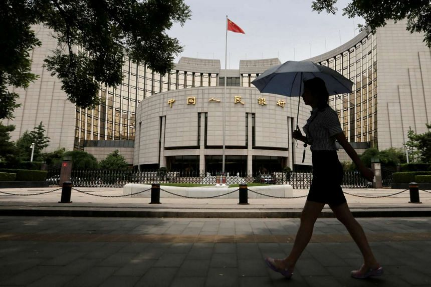 The People's Bank of China has cut the reserve requirement ratio for the banks by 1 percentage point, taking the ratio down to 16 per cent.