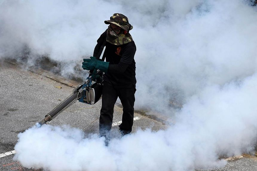 There could be a growing number of dengue cases in the coming months, the National Environment Agency (NEA) warned, based on data from its Gravitrap surveillance system.