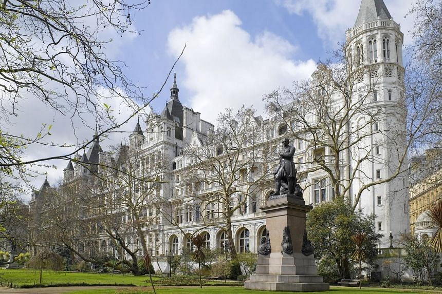 London's Royal Horseguards hotel, which was rebranded as the Clermont London hotel in 2014. GL operates hotels in London, with 17 across six brands, including Clermont Hotels and Residences and Guoman Hotels.