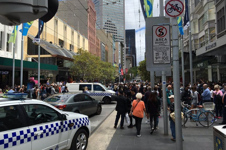 Several people were injured after a car hit pedestrians in the centre of Australia's second-largest city Melbourne on Friday (Jan 20), emergency services said.