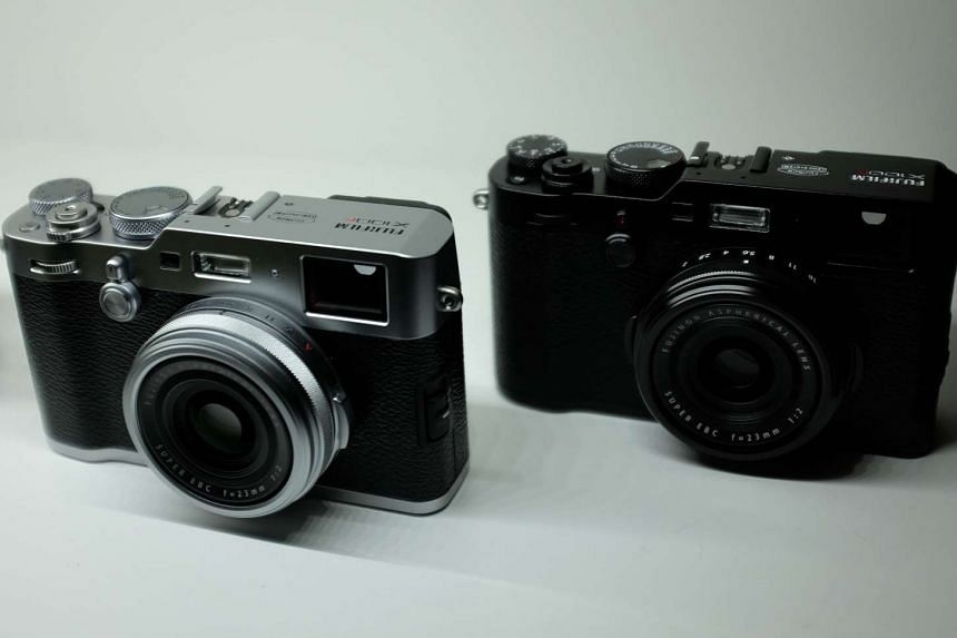 The new Fujifilm X100F now has an ISO dial integrated within the top shutter speed dial.
